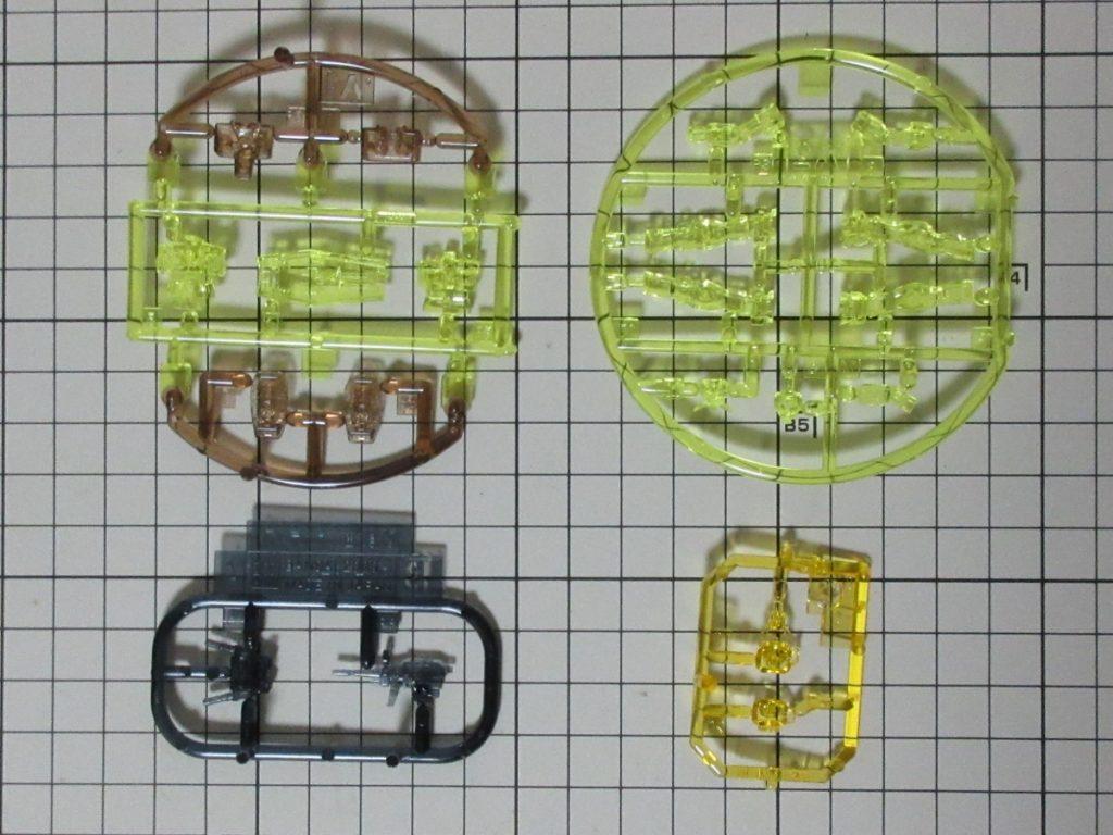 カップヌードルminiガンプラ-4th. 1/380 RX-78ガンダム・ヤカン装備の写真